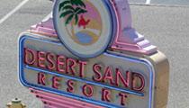Desert Sand Resort - Wildwood Lodging